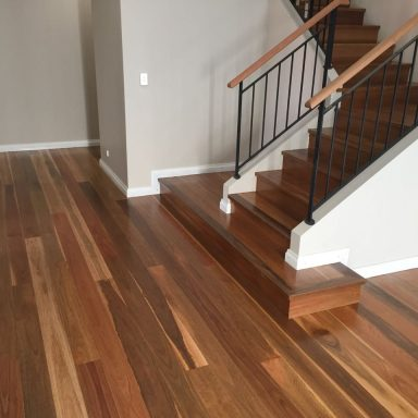Spotted Gum Solvent Wide