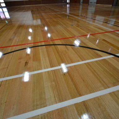 Central Midland High Gym