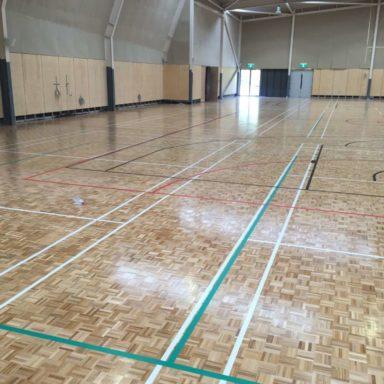 Perth Modern School Gym