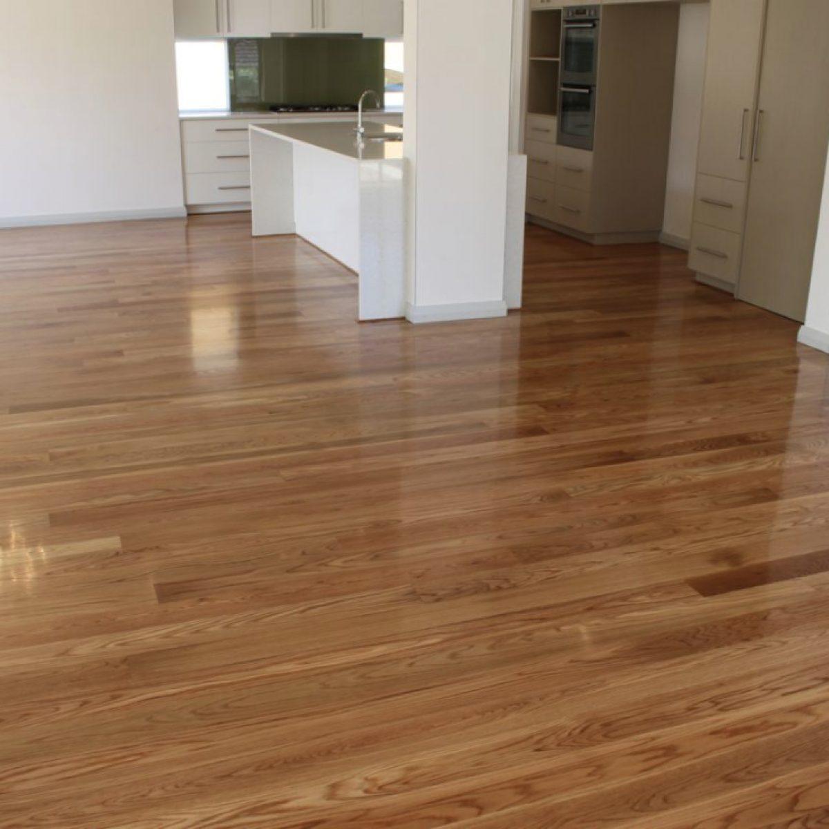 American Oak Solvent Finish
