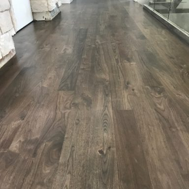 American Black Walnut Stained