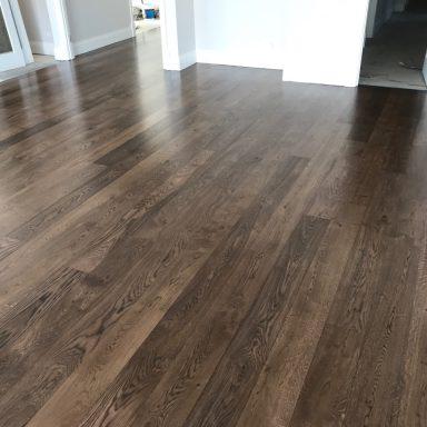 French Oak Stained Wenge